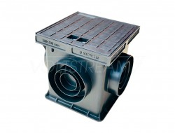Колодец контрольно-сервисный (пластик) 200х200 мм