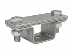 Держатель для полосы - оцинкованная сталь