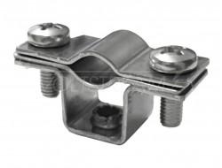 Фасадный держатель проводника 8-10 мм, нерж. сталь