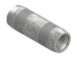 Муфта соединительная VoltStream из оцинкованной стали для стержней заземления