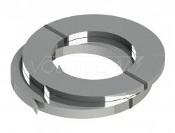 Полоса стальная оцинкованная 40х5 для заземления