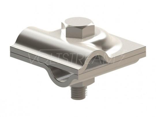 Соединитель быстрого монтажа, сталь нержавеющая